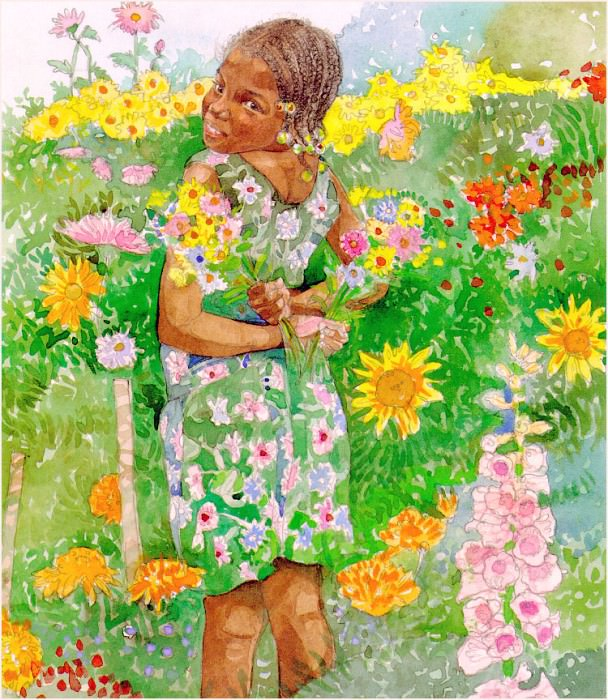I Want To Be. Jerry Pinkney