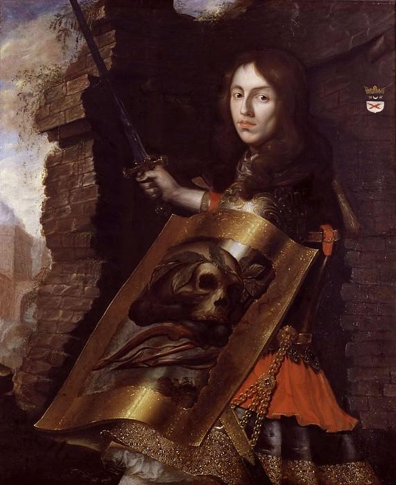 Pontus Fredrik De la Gardie (1630-1692), Count, Free Lord, Council of State, General Governor, President, married to Countess Beata Elisabet von Königsmarck. Cornelis Picolet (Attributed)