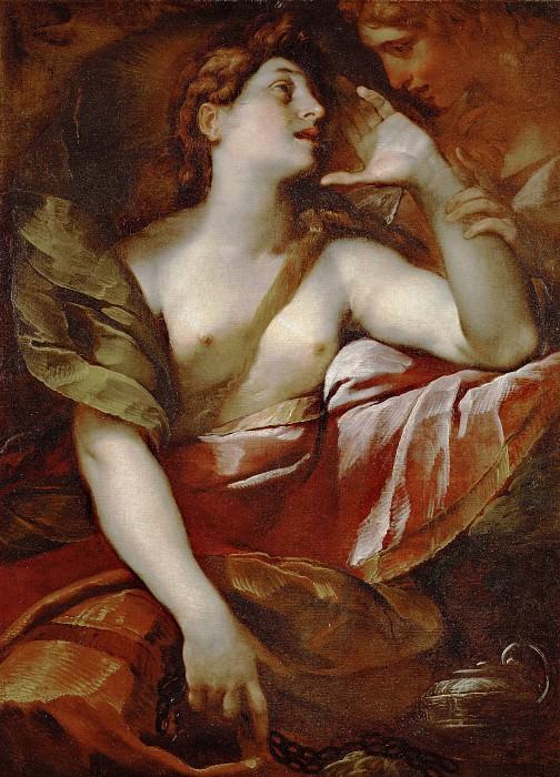 Mary Magdalen. Giulio Cesare Procaccini