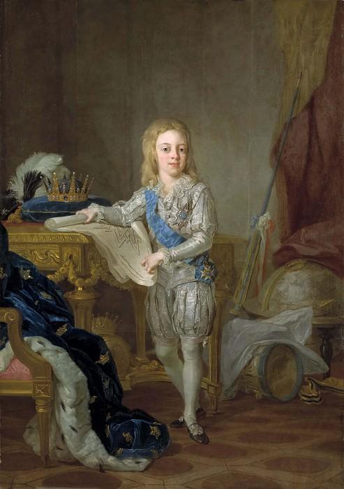 Густав IV Адольф (1778-1837), Король Швеции. Лоренс Паш Младший