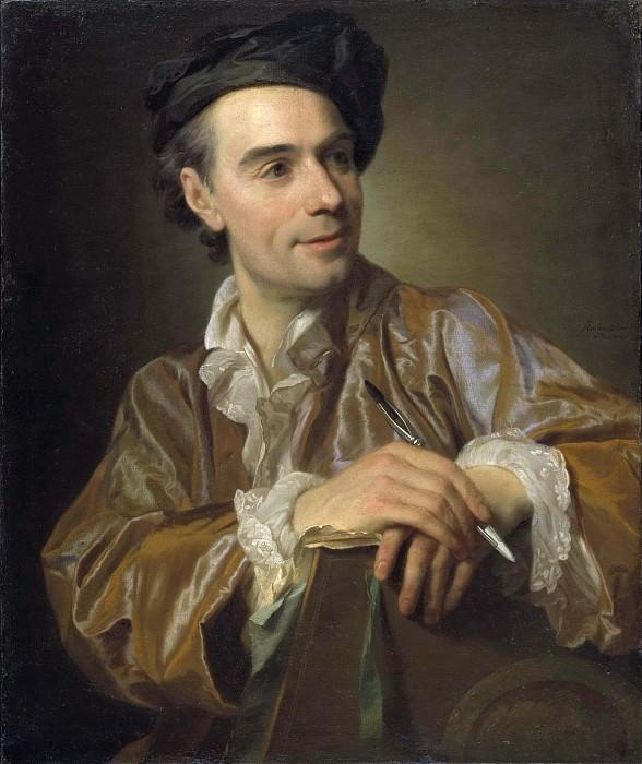 The French Painter Claude Joseph Vernet. Alexander Roslin