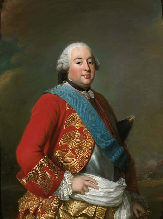 The Duke of Chartres, later Duke of Orléans. Alexander Roslin