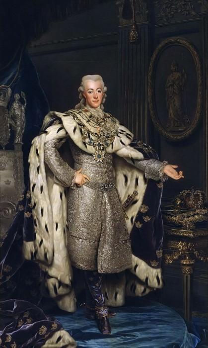 Gustav III. Alexander Roslin