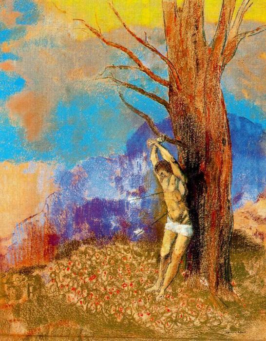 #16007. Odilon Redon