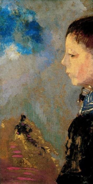 16019. Odilon Redon