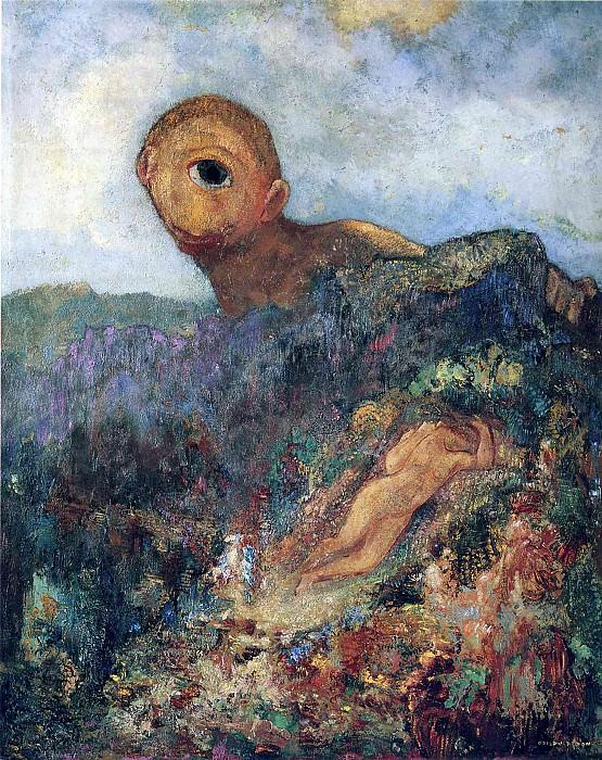 img886. Odilon Redon
