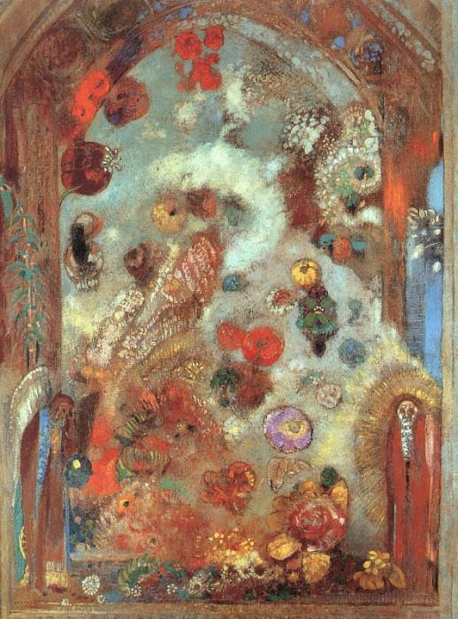 #15993. Odilon Redon
