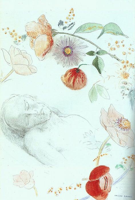 #15986. Odilon Redon