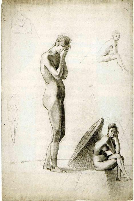 img818. Odilon Redon