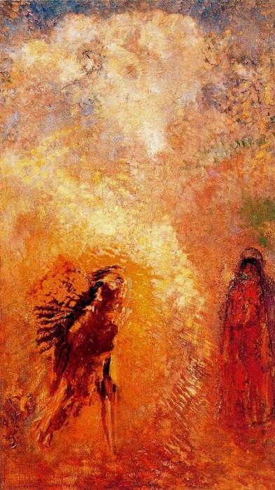 #16071. Odilon Redon