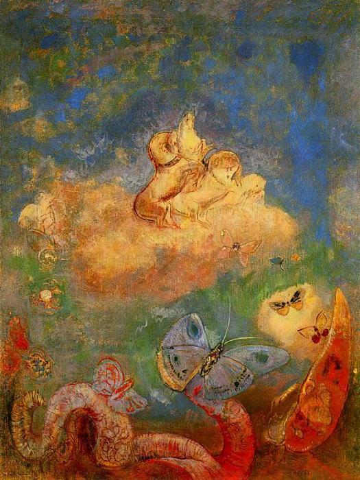 #16078. Odilon Redon
