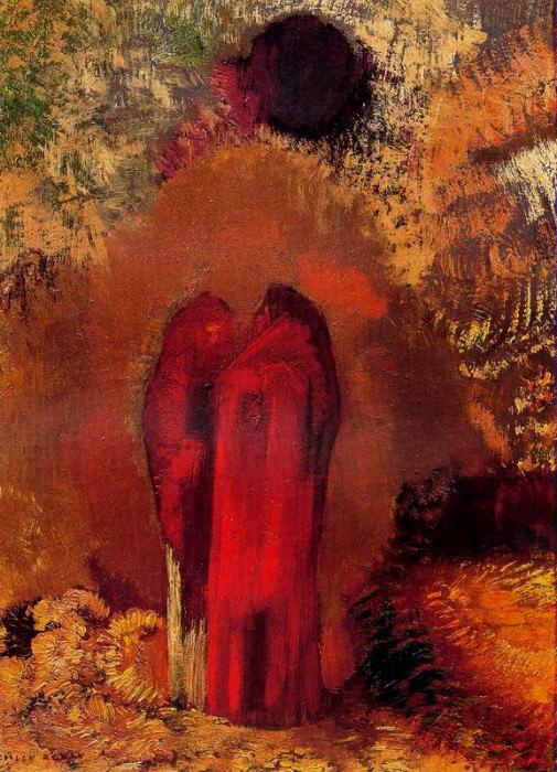 #16081. Odilon Redon