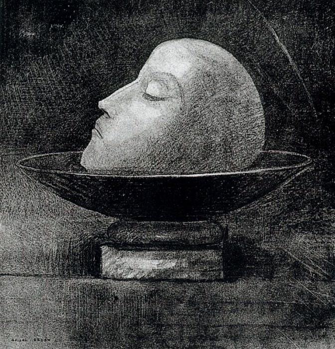 #16013. Odilon Redon