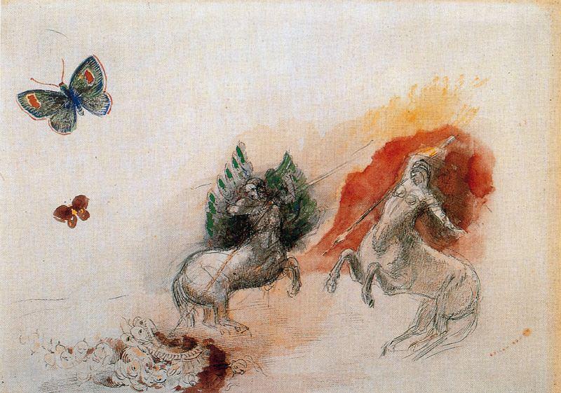 #16052. Odilon Redon