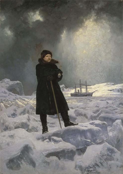 The Explorer A.E. Nordenskiöld. Count Johann Georg Otto Von Rosen