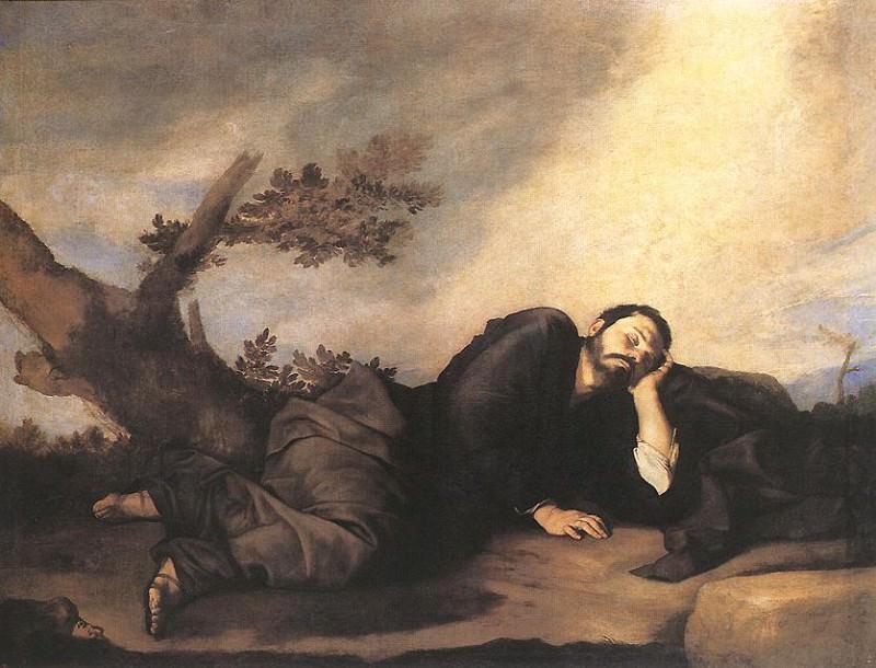 Ribera Jacob-s Dream. Jusepe de Ribera