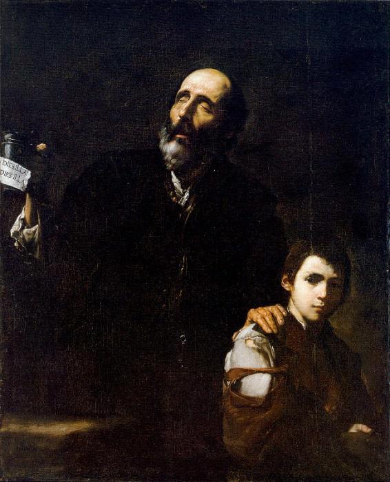 #23261. Jusepe de Ribera