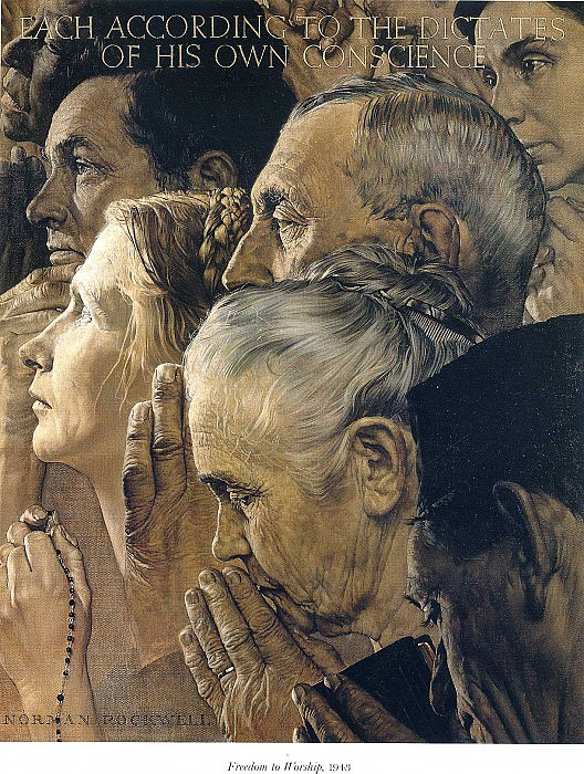 Image 416. Norman Rockwell