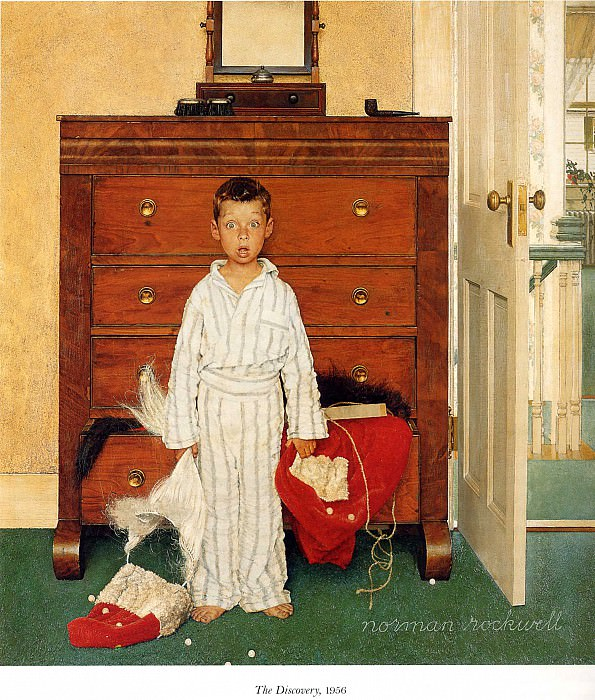 Image 446. Norman Rockwell