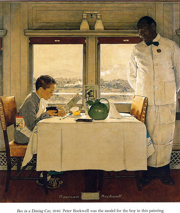 Image 409. Norman Rockwell