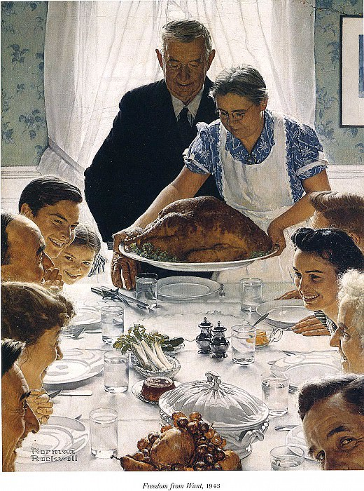 Image 417. Norman Rockwell