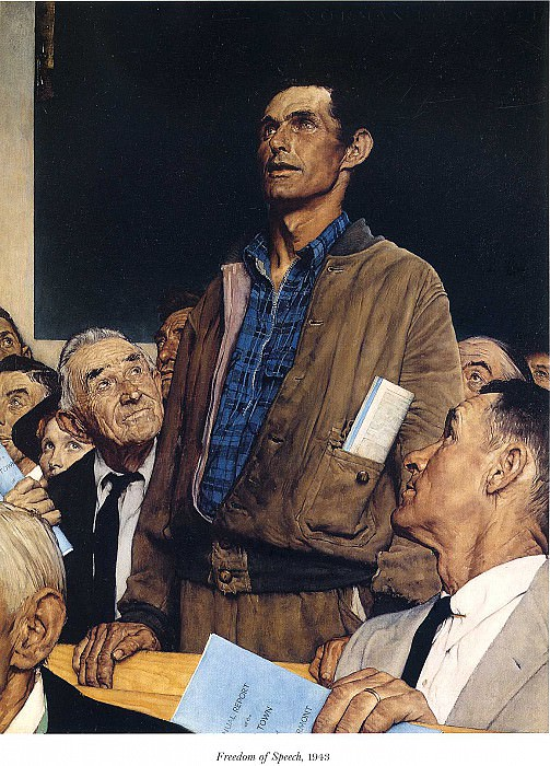 Image 419. Norman Rockwell