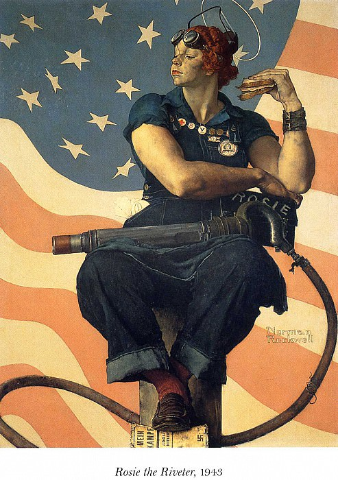 Image 379. Norman Rockwell