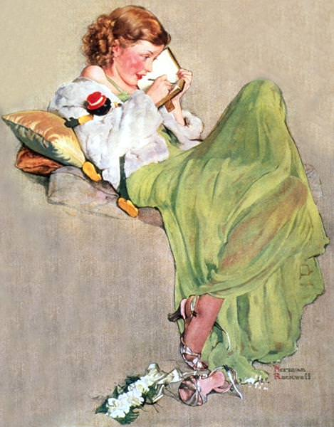 NR-DIARY. Norman Rockwell