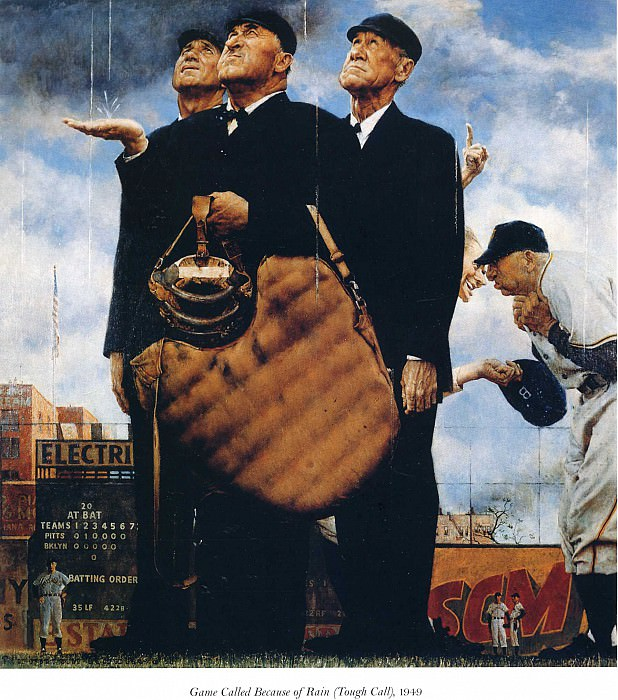 Image 372. Norman Rockwell