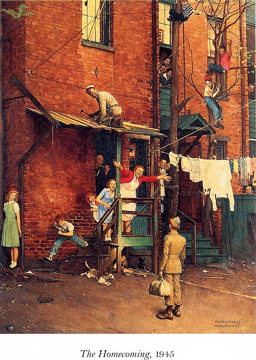Image 431. Norman Rockwell