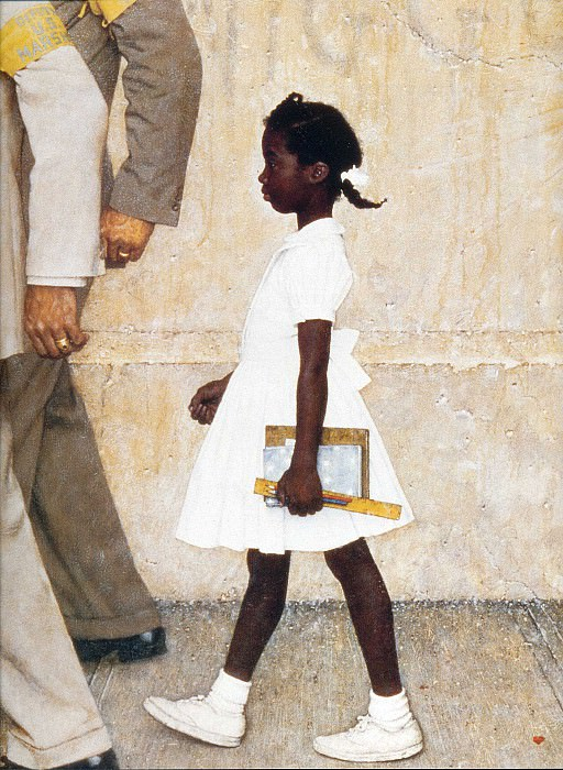 Image 421. Norman Rockwell