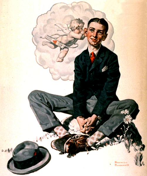 NR-CUPID. Norman Rockwell