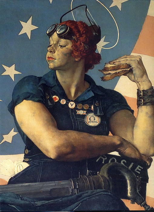 Image 378. Norman Rockwell