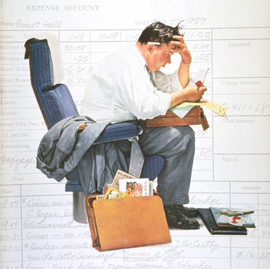 NR-XPNSE. Norman Rockwell