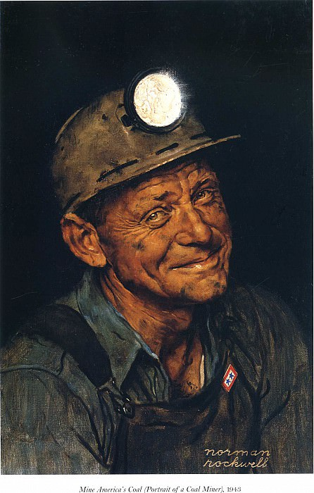 Image 397. Norman Rockwell