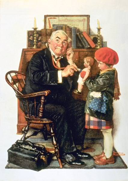 NR-DOC. Norman Rockwell