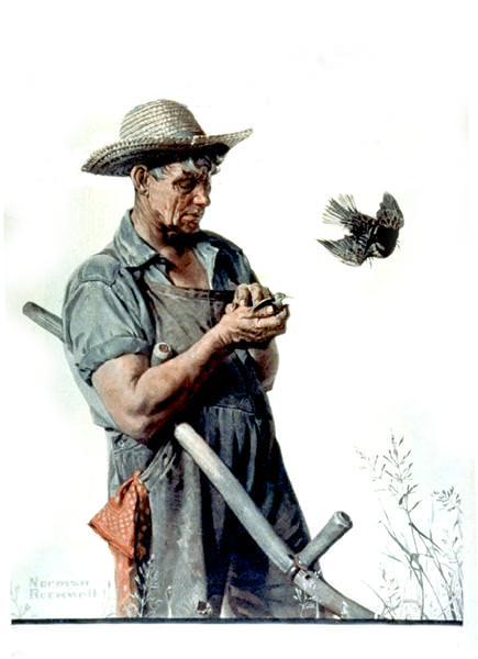 NR-FARMR. Norman Rockwell
