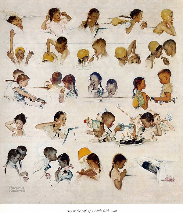 Image 426. Norman Rockwell