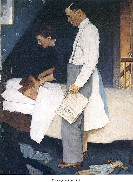 Image 418. Norman Rockwell
