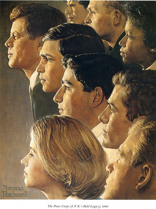 Image 404. Norman Rockwell