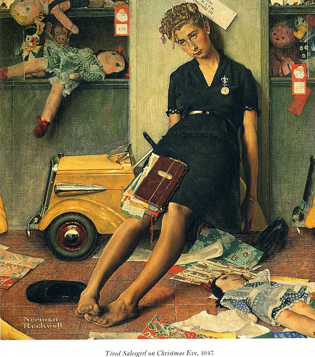 Image 447. Norman Rockwell