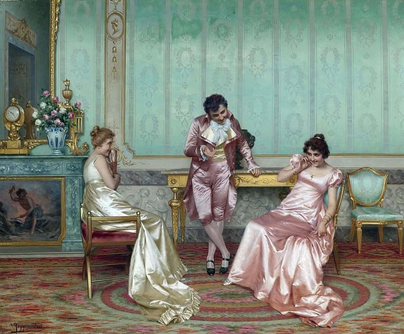 A HUMOROUS TALE. Vittorio Reggianini