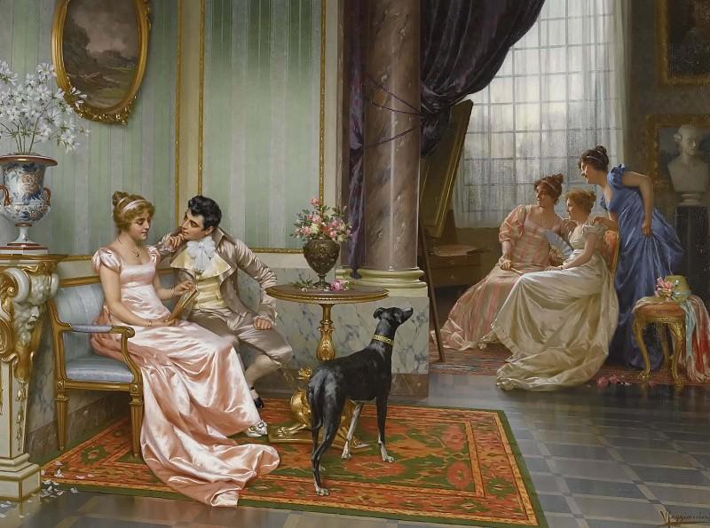 ADMIRATION. Vittorio Reggianini