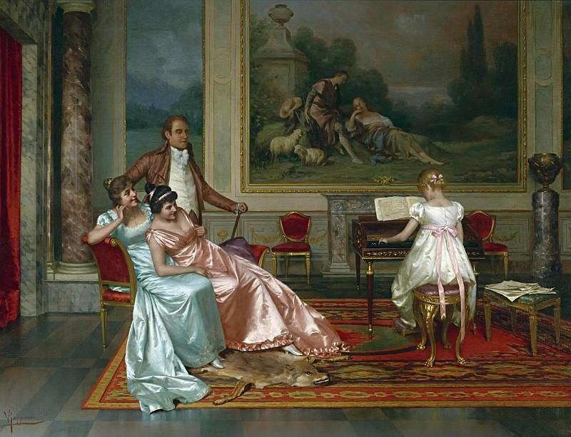THE PIANO RECITAL. Vittorio Reggianini