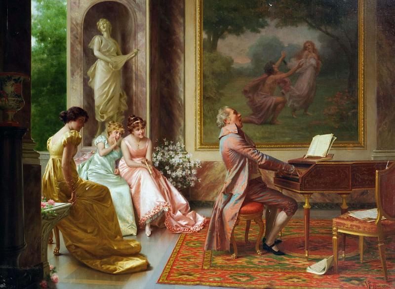 Сольный концерт. Витторио Реджанини