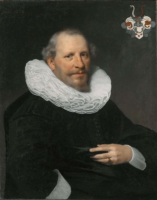 Karl van Cracow, Dutch Minister in Elsinore. Jan van Ravesteyn