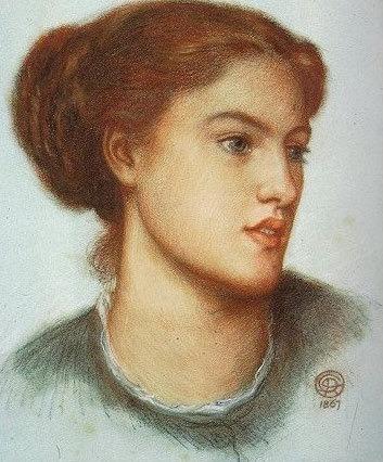 #41116. Dante Gabriel Rossetti