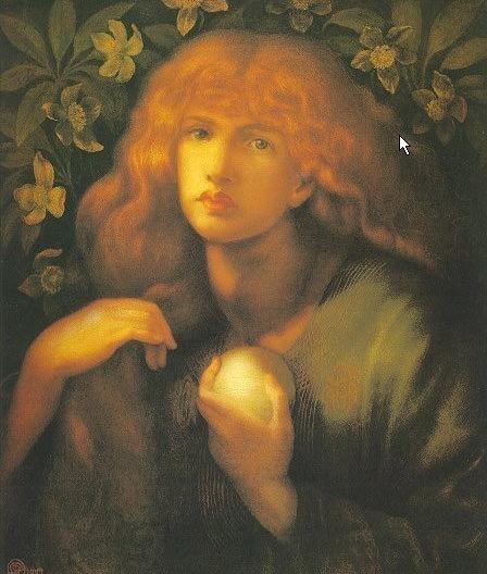 #41129. Dante Gabriel Rossetti