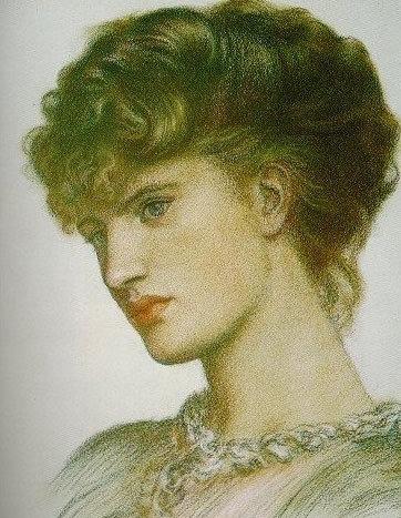 #41135. Dante Gabriel Rossetti