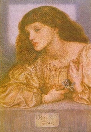 #41131. Dante Gabriel Rossetti